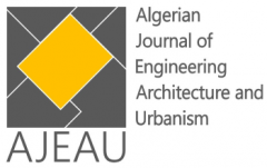 Logo for Algerian Journal of Engineering Architecture and Urbanism